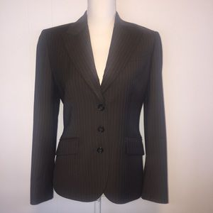 Brooks brothers brown blazer. Size 4.